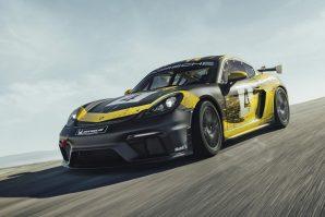 Porsche 718 Cayman GT4 Clubsport – samo za trkaću stazu [Galerija i Video]