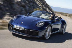 Nastavljena tradicija – u ponudu stigao i Porsche 911 Cabriolet [Galerija i Video]