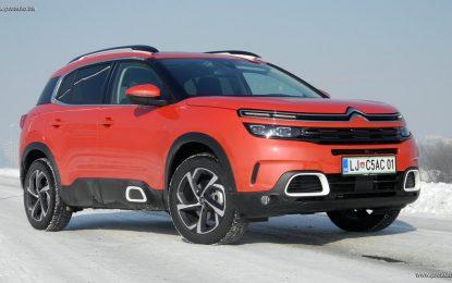 U BiH počela prodaja Citroena C5 Aircross [Galerija]