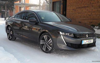 Jučer u BiH ozvaničen početak prodaje novog Peugeota 508 [Galerija]