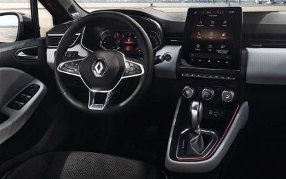 Objavljene prve slike novog Renault Clija – za sada samo unutrašnjost [Galerija i Video]