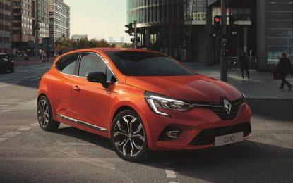 Predstavljen Renault Clio pete generacije [Galerija i Video]