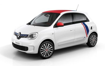 Renault Twingo Le Coq Sportif – ekskluzivna limitirana serija u bojama francuske zastave [Galerija]