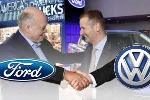 Ozvaničeni prvi formalni sporazumi o sveobuhvatnom savezu između Volkswagena i Forda