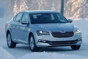 Na proljeće očekujemo predstavljanje redizajniranog modela Škoda Superb