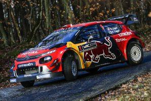 """Tim Citroen Total WRT u """"novim bojama"""" u sezoni 2019. grabi prema 100. pobjedi u WRC-u"""