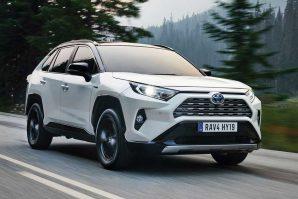 Peta generacija popularnog Toyotinog SUV-a RAV4 stigla na tržište BiH [Galerija i Video]