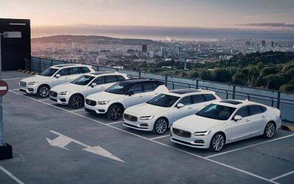 Volvo Cars u 2018. godini ostvario novi globalni prodajni rekord