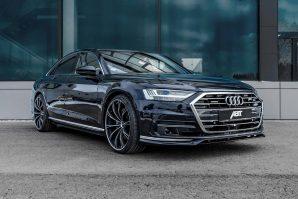 Abt Sportsline Audi A8 – diskretna prerada