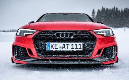 Abt Sportsline preradio Audi RS4, kojeg će pod imenom Abt RS4+, sa snagom od 530 KS, predstaviti na sajmu automobila u Ženevi [Galerija]