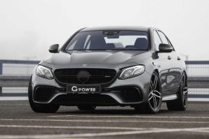 "G-Power na Mercedesu E 63 S AMG ""zaokružio"" snagu na 800 KS [Galerija i Video]"