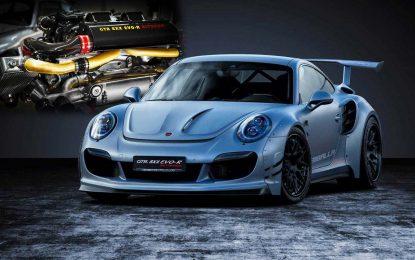 Nakon Gemballine prerade, Porsche 911 Turbo još atraktivniji i ekstremno snažniji [Galerija]