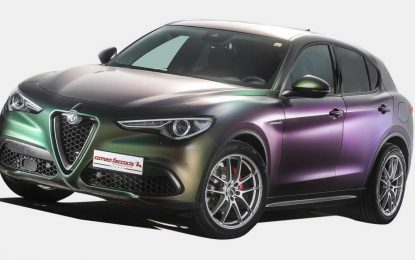 Romeo Ferraris unaprijedio Alfa Romeo Stelvio Quadrifoglio [Galerija]