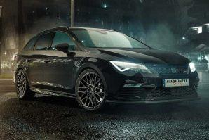 Seat Leon Cupra – Siemoneit Racing sa 521 KS [Galerija]