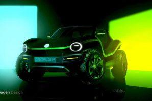 Iz prošlosti u modernu današnjicu: Stiže električni Volkswagen Dune Buggy – za sada samo kao koncept