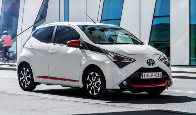 Toyota Aygo [2019]