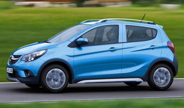 Opel Karl Rocks [2017]