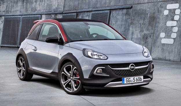 Opel Adam Rocks S [2016]