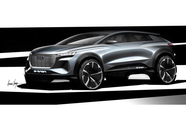 U Ženevi će biti predstavljen atraktivni Audi Q4 e-tron Concept koji će za manje od dvije godine biti u serijskoj proizvodnji