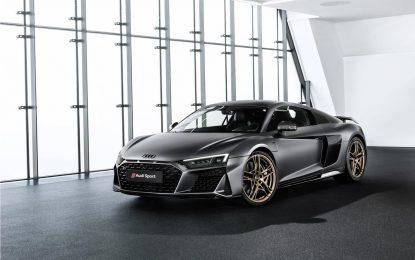 Audi R8 V10 Decennium – 10 godina motora V10 [Galerija]