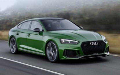 Novi Audi RS 5 Sportback se već može naručiti [Galerija]