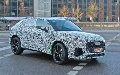 Audi RS Q4 u autosalonima za godinu dana