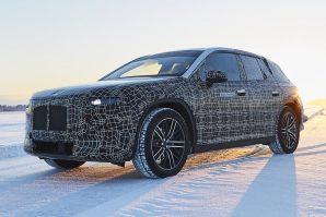 BMW iNext – testovi u ekstremnim uslovima