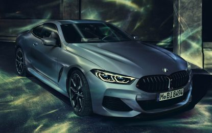 BMW M850i xDrive Coupe First Edition [Galerija]