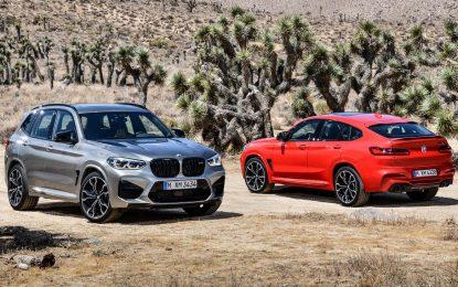 Predstavljena još brža i jača izdanja BMW X3 M i BMW X4 M – ovaj put s sufiksom Competition [Galerija i Video]