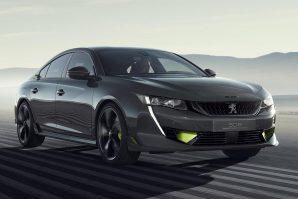 Peugeotov novi pristup performansama kroz Concept 508 Peugeot Sport