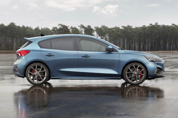 Ford Focus ST [2019]
