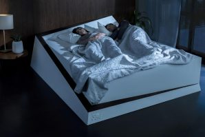 Iskustvo i sisteme iz automobilskih sjedišta Ford primijenio na krevet!? [Video]