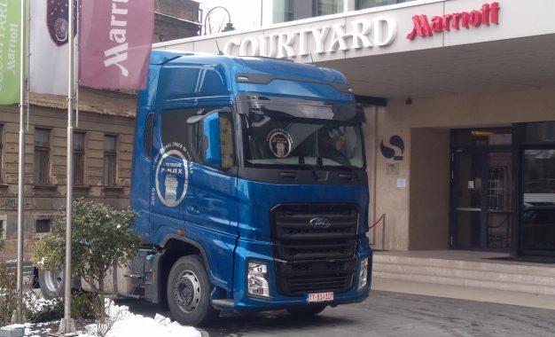 Međunarodni brend Ford Trucks stigao i na tržište BiH