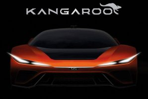 GFG Style Kangaroo – promocija u Ženevi