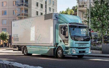 Prvi kamioni Volvo FL Electric isporučeni kupcima