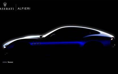 Maserati Alfieri počeće silaziti sa proizvodnih traka u prvoj polovini naredne godine