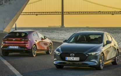 Mazda3 za evropsko tržište biće premijerno predstavljena na sajmu automobila u Ženevi [Galerija]