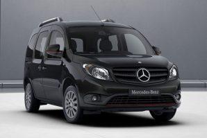 Poboljšanje za uspješni Mercedes-Benz Citan Tourer – novi motor i bolja oprema