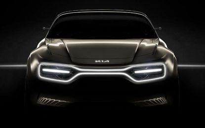 Kia pripremila električni konceptni automobil za Ženevu