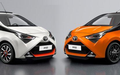 Toyota u Ženevu stiže sa dva atraktivna modela Aygo – x-style i x-cite