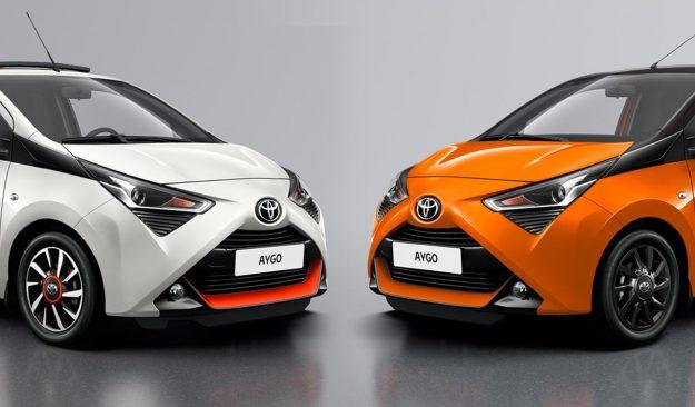 Toyota Aygo x-style i Aygo x-cite [2019]