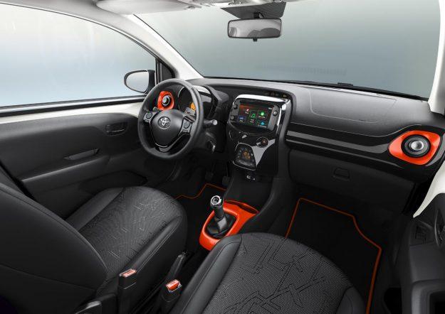 Toyota Aygo x-style [2019]