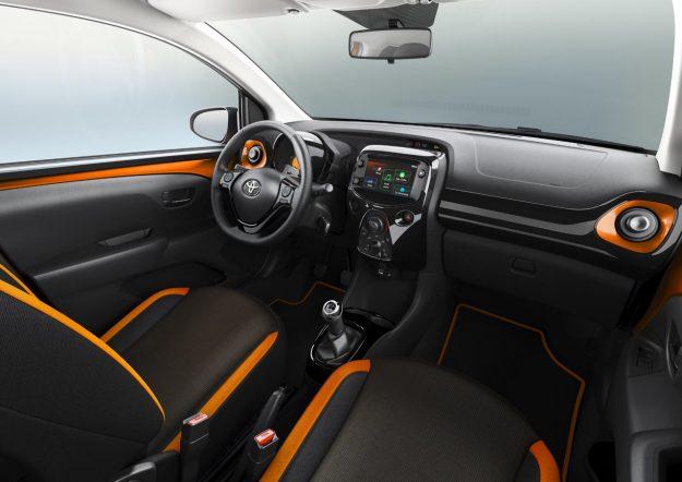 Toyota Aygo x-cite [2019]
