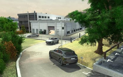 Porsche testira autonomnu vožnju u svojoj tvornici