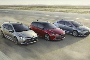 Kompletirana ponuda 12. generacije Toyote Corolle i poznati svi tehnički detalji [Galerija]