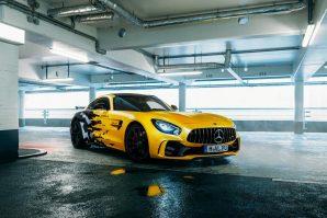 Fostla Mercedes-AMG GT R – za urbane korisnike [Galerija]