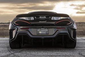 McLaren 600LT postaje Hennessey HPE1000 – Dokle? [Galerija]