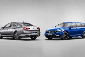 Volkswagen prikazao evropski facelift osme generacije Passata [Galerija]