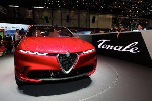 Alfa Romeo Tonale – elektrificirani kompaktni crossover [Galerija]