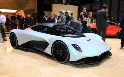 Aston Martin AM-RB 003 – sa trkaćim genima